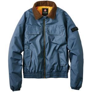 LIPNER(リプナー) 防水防寒ジャケット ネイサン スレートブルー L 30518262