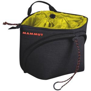 MAMMUT(マムート) Magic Boulder Chalk Bag 229000980 BLA...