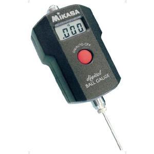 ミカサ(MIKASA) デジタルエアーゲージ _AG500 AG500|spg-sports