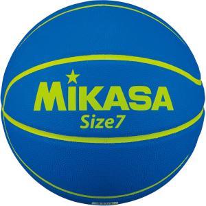 ミカサ(MIKASA) バスケットボール 7号球 カモ柄 ブルー B730YMCBL|spg-sports