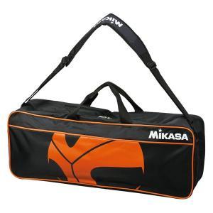 ミカサ(MIKASA) バスケットボールバッグ3個入 BA3CBKBR|spg-sports