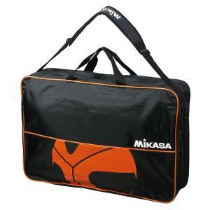 ミカサ(MIKASA) バスケットボールバッグ6個入 BA6CBKBR|spg-sports
