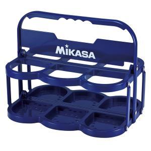 ミカサ(MIKASA) ボトルキャリアー(6本入) BC6 ブルー|spg-sports