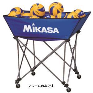 ミカサ(MIKASA) ボールカゴ フレーム BCFSPWL|spg-sports