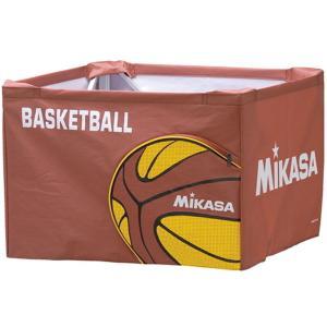 ミカサ(MIKASA) 幕体_バスケットボール_ブラウン BCMSPHSBB|spg-sports
