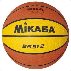 ミカサ(MIKASA) ミニバスケットボール検定球5号 BR512|spg-sports