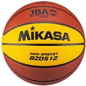 ミカサ(MIKASA) ミニバスケットボール検定球5号 BZD512|spg-sports