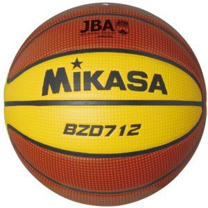 ミカサ(MIKASA) バスケットボール検定球7号 BZD712|spg-sports