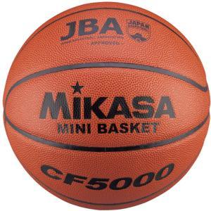 ミカサ(MIKASA) ミニバスケットボール検定球5号 CF5000|spg-sports