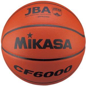 ミカサ(MIKASA) バスケットボール検定球6号 CF6000|spg-sports