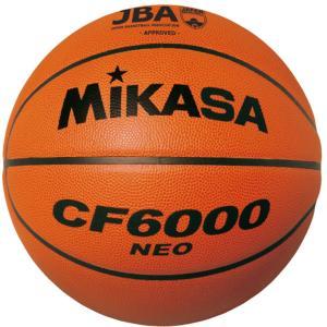 ミカサ(MIKASA) バスケットボール検定球6号 CF6000NEO|spg-sports