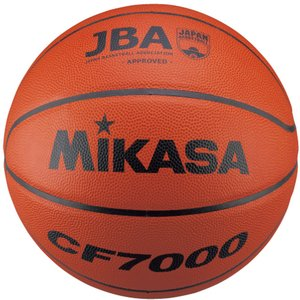 ミカサ(MIKASA) バスケットボール検定球7号 CF7000|spg-sports