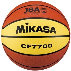 ミカサ(MIKASA) バスケットボール検定球7号 CF7700|spg-sports