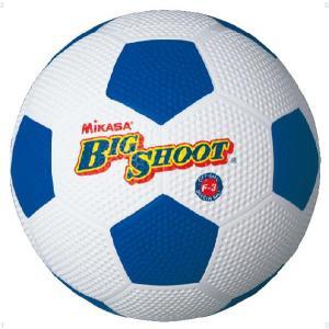 ミカサ(MIKASA) サッカーボール3号ゴム F3 ホワイト/ブルー|spg-sports
