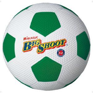 ミカサ(MIKASA) サッカーボール3号ゴム F3 ホワイト/グリーン|spg-sports