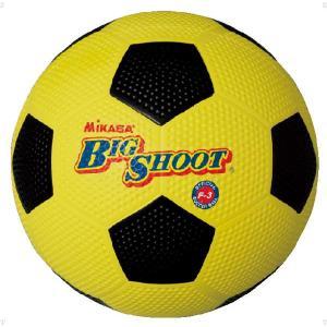 ミカサ(MIKASA) サッカーボール3号ゴム F3 イエロー/ブラック|spg-sports