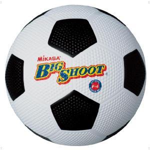 ミカサ(MIKASA) サッカーボール4号ゴム F4 ホワイト/ブラック spg-sports