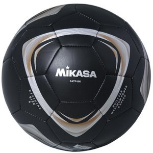 ミカサ(MIKASA) サッカーボール 4号_ブラック F4TPBK spg-sports