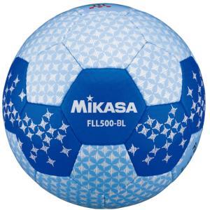 ミカサ(MIKASA) フットサル4号検定球 FLL500 ブルー FLL500BL spg-sports