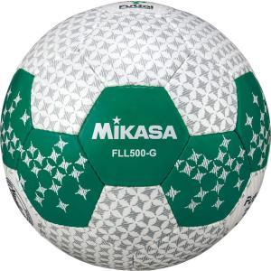 ミカサ(MIKASA) フットサル4号検定球 FLL500 グリーン FLL500G spg-sports