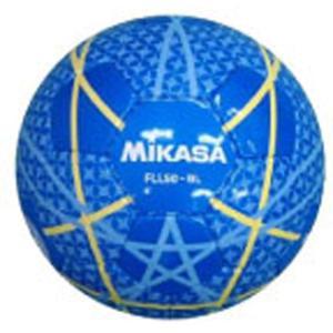 ミカサ(MIKASA) フットサルボール 検定4号球 ブルー FLL50BL spg-sports