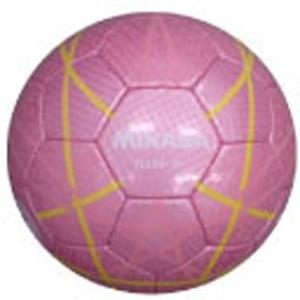 ミカサ(MIKASA) フットサルボール 検定4号球 ピンク FLL50P spg-sports