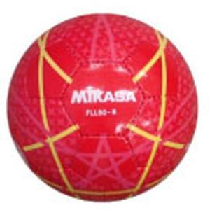 ミカサ(MIKASA) フットサルボール 検定4号球 レッド FLL50R spg-sports