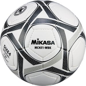 ミカサ(MIKASA) サッカーボール4号検定球 WBK MC451WBK|spg-sports