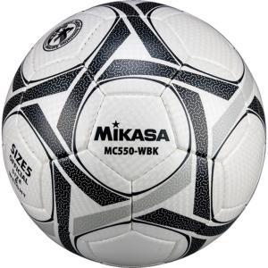 ミカサ(MIKASA) サッカーボール5号検定球 WBK MC550WBK|spg-sports