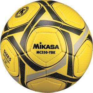 ミカサ(MIKASA) サッカーボール5号検定球 YBK MC550YBK|spg-sports