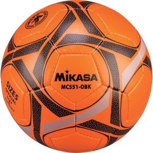 ミカサ(MIKASA) サッカーボール5号検定球 OBK MC551OBK|spg-sports