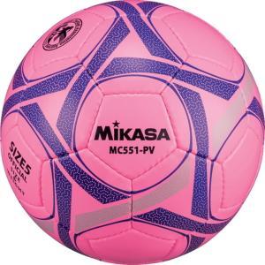ミカサ(MIKASA) サッカーボール5号検定球 PV MC551PV|spg-sports