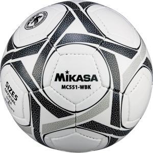 ミカサ(MIKASA) サッカーボール5号検定球 WBK MC551WBK|spg-sports