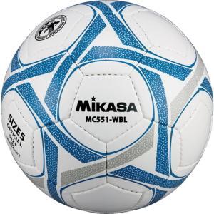 ミカサ(MIKASA) サッカーボール5号検定球 WBL MC551WBL|spg-sports