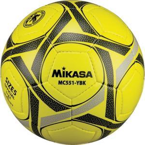 ミカサ(MIKASA) サッカーボール5号検定球 YBK MC551YBK|spg-sports