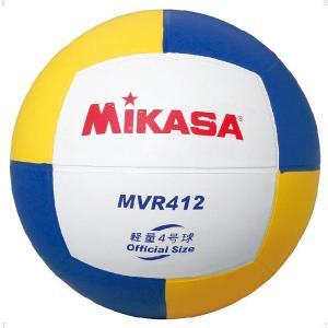 ミカサ(MIKASA) バレーボール 4号軽量練習球                      MVR412|spg-sports