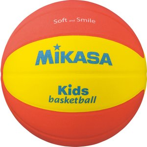 ミカサ MIKASA  スマイルバスケット5号 SB512YO|spg-sports