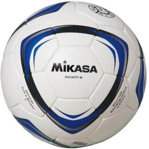 ミカサ(MIKASA) サッカーボール 4号検定球 SVC40TPW|spg-sports