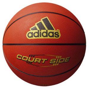 adidas(アディダス) ゴムバスケットボール コートサイド 7号球 AB7122BR|spg-sports