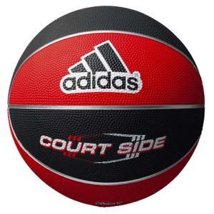 adidas(アディダス) ゴムバスケットボール コートサイド 7号球 AB7122RBK|spg-sports
