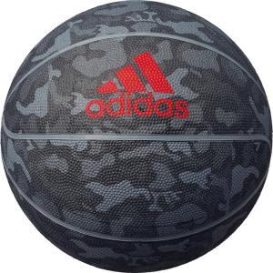 adidas(アディダス) バスケットボール シャドースクワッド 7号球 グレイ AB7124BK|spg-sports