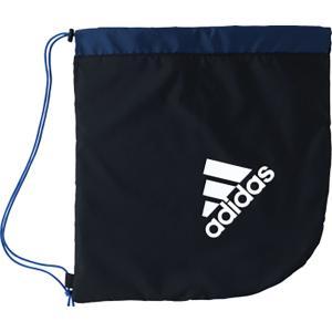 adidas(アディダス) ボールバッグ1個入れ 黒×紺 AKM18BKNV|spg-sports