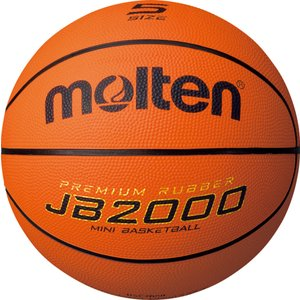 モルテン(Molten) ミニバスケットボール5号球 JB2000 B5C2000|spg-sports