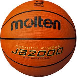 モルテン(Molten) ミニバスケットボール5号球 JB2000軽量 B5C2000L|spg-sports