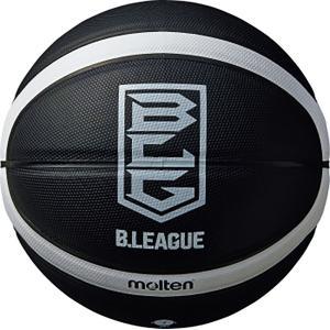 モルテン(Molten) バスケットボール7号球 Bリーグバスケットボール ブラック×ホワイト B7...