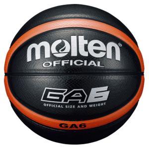 モルテン Molten バスケットボール GA 6号球 BGA6KO