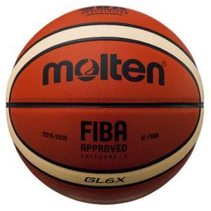モルテン(Molten) バスケットボール6号球 国際公認球 GL6X BGL6X spg-sports