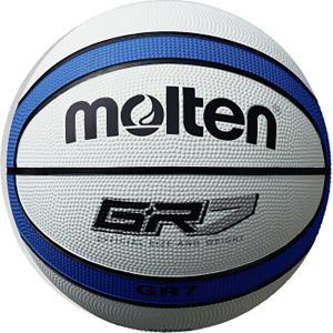 モルテン(Molten) バスケットボール7号球 GR7 ホワイト×ブルー BGR7WB spg-sports