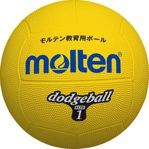 モルテン(Molten) ドッジボール1号球 黄 D1Y|spg-sports