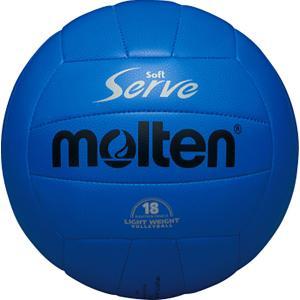 モルテン(Molten) ソフトサーブ軽量 4号球(体育・授業用) EV4B|spg-sports